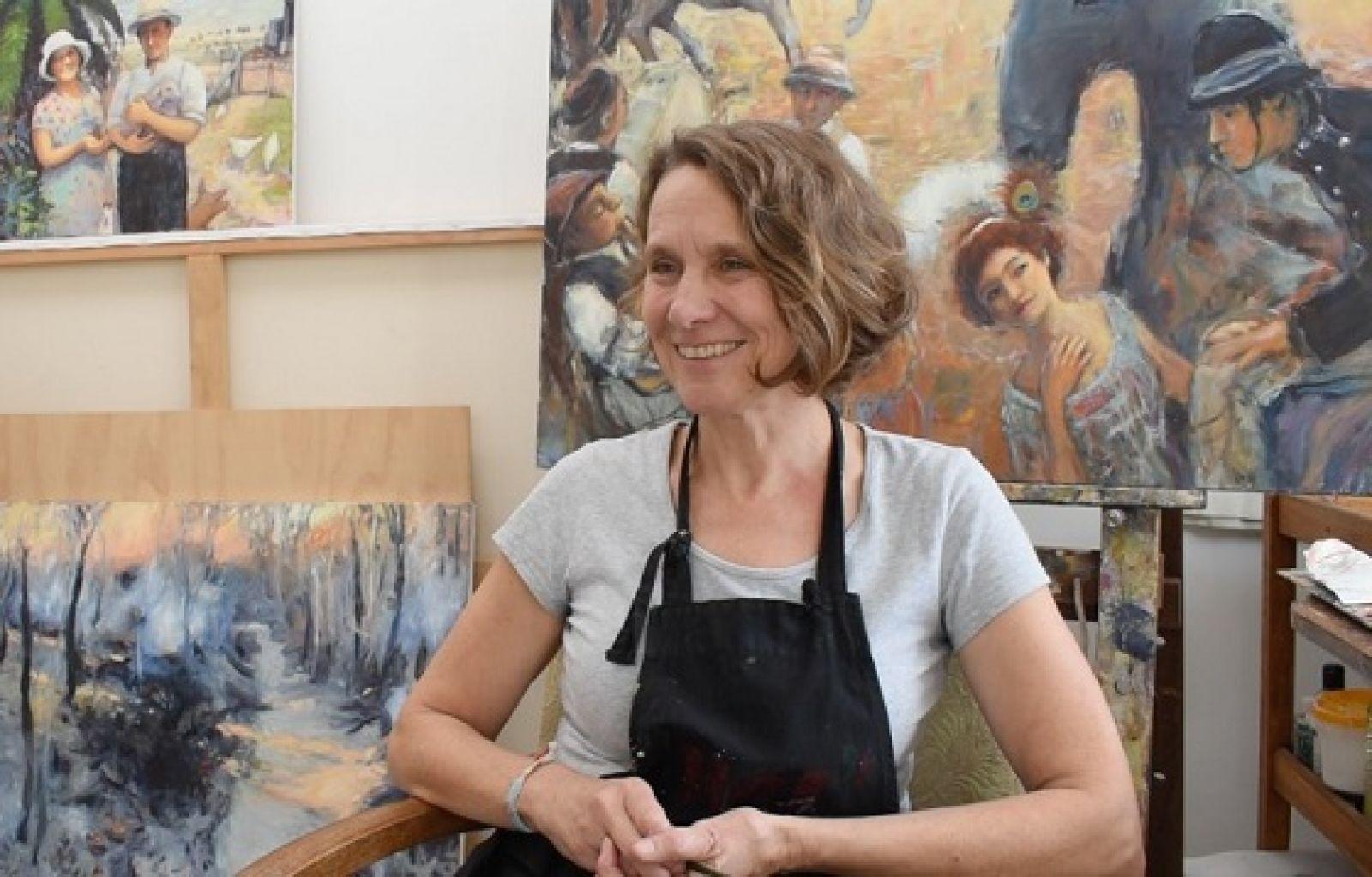 Eurobodalla Prize 2020 winner Raewyn Lawrence banner image