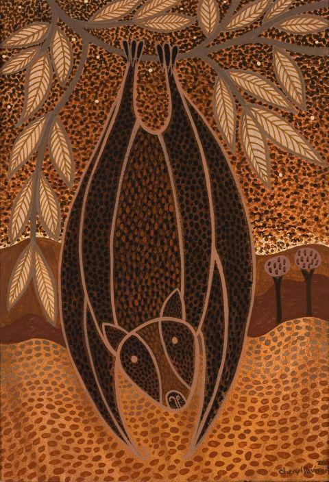 Untitled artwork by Cheryl Davison