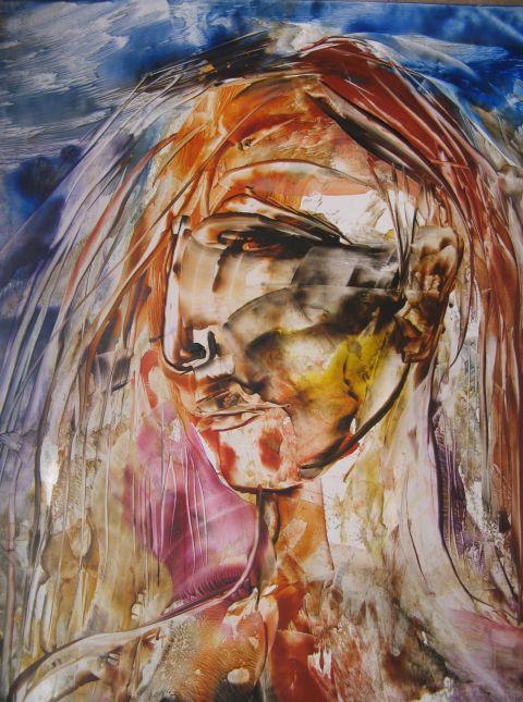 The Hangover artwork by Keedah Throssell