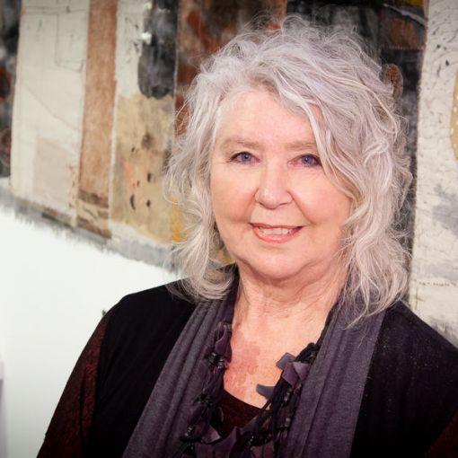 Artist Lorna Crane